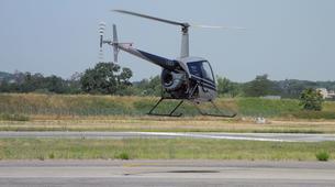 Helicoptère-Rome-Initiation au Pilotage d'Hélicoptère à Rome-1