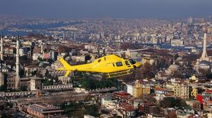 Helicopter tours-Istanbul-Scenic Helicopter Tour over Istanbul-1