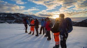 Glacier hiking-Sólheimajökull-Sólheimajökull Glacier Walking Tour from South Coast-4