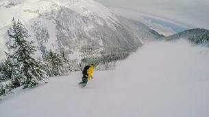Freestyle Skiing-Bansko-Guided Freeride Tour in Pirin Mountains, Bankso-1