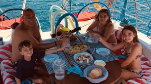 Sailing-Lefkada-Sailing and snorkeling tour in Lefkada-6