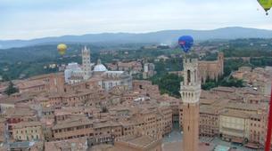Hot Air Ballooning-Siena-Medieval Hot Air Balloon Tour over Siena near Florence-5