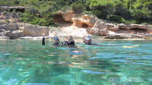 Snorkeling-Athens-Snorkeling boat excursions in Nea Makri, Athens-3