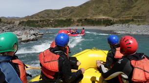Rafting-Hanmer Springs-Waiau Gorge Rafting & Jet Boat Ride in Hamner Springs-4