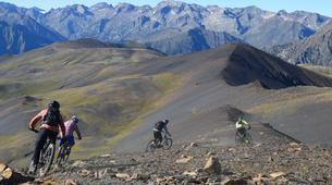 VTT-Province Huesca-Helibiking Helibiking in Sierra NegraSierra Negra-6