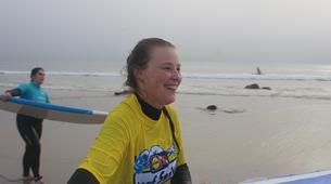 Surf-Porto-Surf Camp sur la Plage de Matosinhos, Porto-6