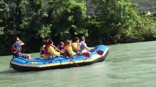 Rafting-Lake Garda-Rafting down the Adige River from Brentino near Lake Garda-2