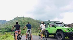 Mountain bike-Gianyar-MTB Tour of the Mt. Batur Lava Fields-5