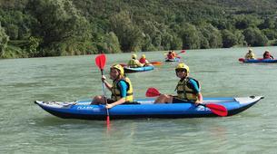 Kayaking-Lake Garda-Beginner Canoeing Trip to Punta San Vigilio in Lake Garda-6