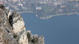 "Via Ferrata-Lake Garda-Extreme Via Ferrata ""The Smugglers Path"" in Lake Garda-2"