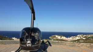 Helicoptère-Rome-Initiation au Pilotage d'Hélicoptère à Rome-5
