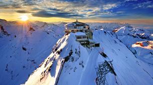 Helicoptère-Megève, Evasion Mont Blanc-Vol en Hélicoptère au-dessus du Mont Blanc depuis Megève-3
