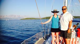 Sailing-Lefkada-Sailing and snorkeling tour in Lefkada-5