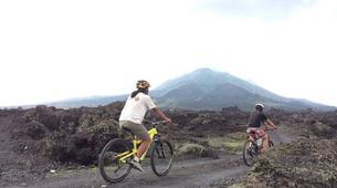 Mountain bike-Gianyar-MTB Tour of the Mt. Batur Lava Fields-6