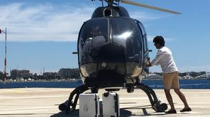 Helicoptère-Cannes-Transfert Hélicoptère Cannes - Nice-1