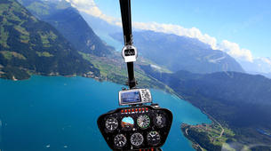 Helicopter tours-Lucerne-Scenic heli flight over Rigi and Pilatus, from Lucerne-1
