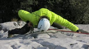 Rock climbing-Lake Garda-Safety Course in Rock Climbing near Lake Garda-3