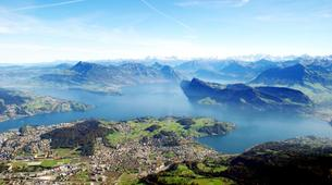 Helicopter tours-Lucerne-Scenic heli flight over Rigi and Pilatus, from Lucerne-6
