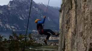 Rock climbing-Lake Garda-Extreme Multi-pitch Rock Climbing Course in near Lake Garda-1