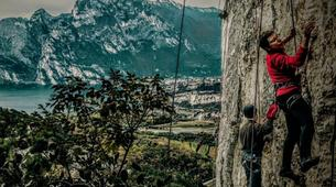 Rock climbing-Lake Garda-Advanced Rock Climbing Course near Lake Garda-5