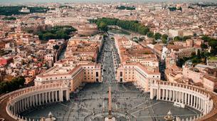 Helicoptère-Rome-Vol Panoramique privée en Hélicoptère sur Rome-1