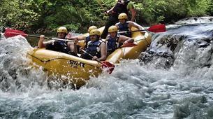 Rafting-Karlovac-Rafting down the Mreznica river near Karlovac-1