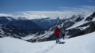 Snowshoeing-Font Romeu-Guided Snowshoe Hike from Mont-Louis, Pyrenees-1