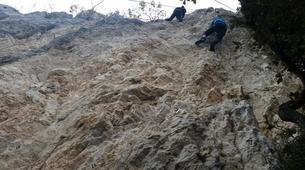 Rock climbing-Lake Garda-Advanced Rock Climbing Course near Lake Garda-2