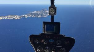 Helicoptère-Rome-Initiation au Pilotage d'Hélicoptère à Rome-3
