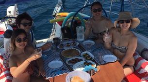 Sailing-Lefkada-Sailing and snorkeling tour in Lefkada-3