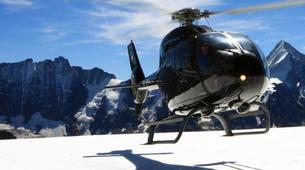 Helicopter tours-Interlaken-Jungfraujoch heli flight with glacier landing, from Interlaken-5