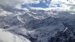 Helicoptère-Megève, Evasion Mont Blanc-Vol en Hélicoptère au-dessus du Mont Blanc depuis Megève-5