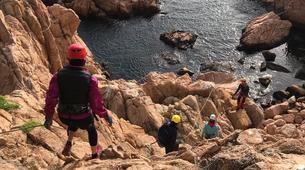 Via Ferrata-Girona-Via Ferrata Excursion to Cala de Moli near Girona-2