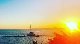 Sailing-Mykonos-Catamaran Sailing Cruise in Mykonos-7