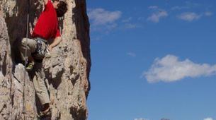 Rock climbing-Cortina d'Ampezzo-Climbing Course in Cinque Torri Mountains near Cortina d' Ampezzo-6