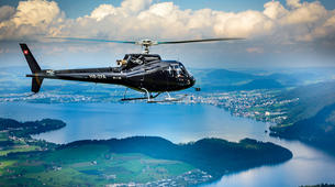 Helicopter tours-Lucerne-Scenic heli flight over Rigi and Pilatus, from Lucerne-2