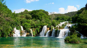 Mountain bike-Krka National Park-Electric bike tour in the Krka National Park, Croatia-5