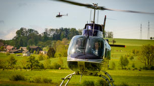 Helicopter tours-Lucerne-Scenic heli flight over Rigi and Pilatus, from Lucerne-4