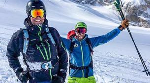 Ski touring-Cortina d'Ampezzo-Sellaronda Ski Tour in the Dolomites near Cortina d'Ampezzo-4