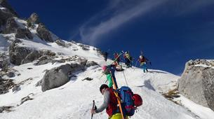 Ski touring-Lake Garda-Ski Mountaineering Courses from Lake Garda-5