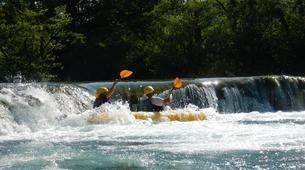 Rafting-Karlovac-Rafting down the Mreznica river near Karlovac-4