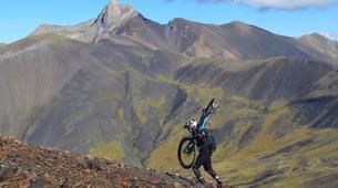 VTT-Province Huesca-Helibiking Helibiking in Sierra NegraSierra Negra-5