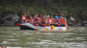 Rafting-Lake Garda-Rafting down the Adige River from Brentino near Lake Garda-1