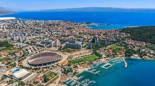 Scenic Flights-Split-Scenic Flights over Split-8