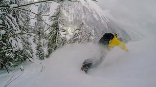 Freestyle Skiing-Bansko-Guided Freeride Tour in Pirin Mountains, Bankso-2