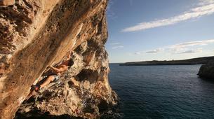 Rock climbing-Mallorca-Deep Water Solo trip in Mallorca-3