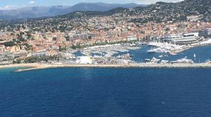 Helicoptère-Cannes-Transfert Hélicoptère Cannes - Nice-6