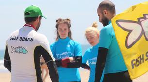 Surf-Porto-Surf Camp sur la Plage de Matosinhos, Porto-3