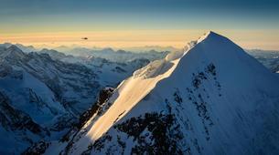 Helicopter tours-Interlaken-Jungfraujoch heli flight with glacier landing, from Interlaken-4