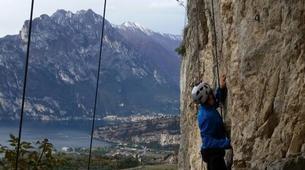 Rock climbing-Lake Garda-Advanced Rock Climbing Course near Lake Garda-4